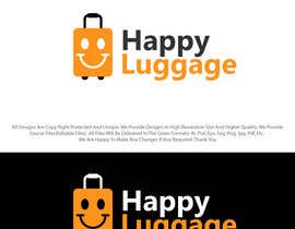 "#8 for create a visual/logo ""happy luggage"" by sixgraphix"