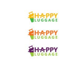 "#31 for create a visual/logo ""happy luggage"" by eling88"