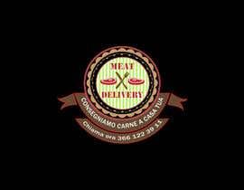 #75 for Logo for meat delivery af AKM1994