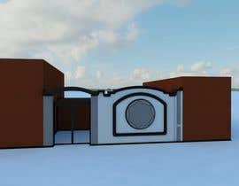 #45 for 3D exhibition stand af shensh