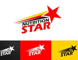 #609 para Logo Design for Nutrition Star de twindesigner