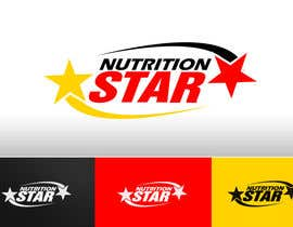#604 para Logo Design for Nutrition Star de twindesigner
