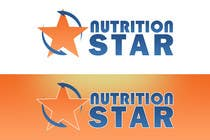 Graphic Design Contest Entry #358 for Logo Design for Nutrition Star