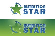 Graphic Design Contest Entry #356 for Logo Design for Nutrition Star
