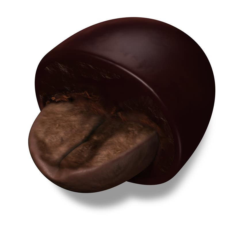 #25 for HD Image of coffee bean coated in chocolate by imagebos