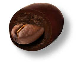 #5 para HD Image of coffee bean coated in chocolate por Batmanci