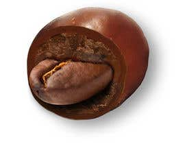 #12 for HD Image of coffee bean coated in chocolate af Batmanci