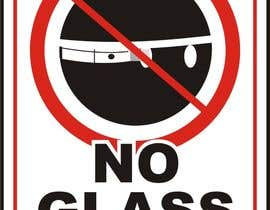 #16 for Logo Design for NO Glass Zone by JoeBrat81
