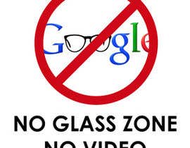 #11 for Logo Design for NO Glass Zone by ss2277