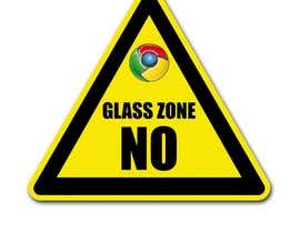 #28 for Logo Design for NO Glass Zone by peterstoor