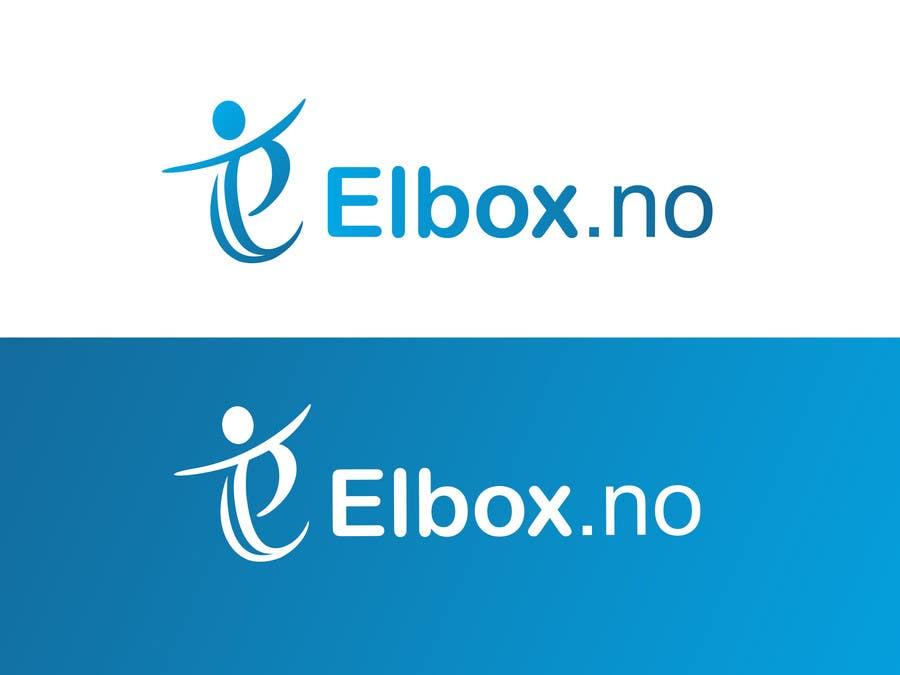 Inscrição nº 60 do Concurso para Logo design for www.elbox.no