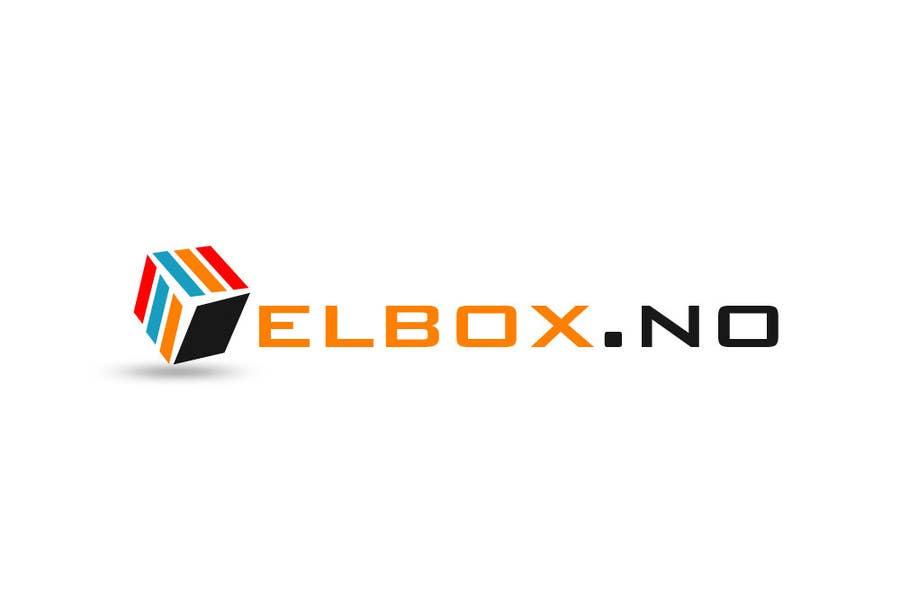 Inscrição nº 71 do Concurso para Logo design for www.elbox.no