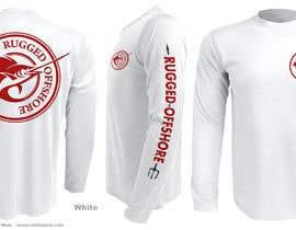 #22 for Design a signature Fishing shirt form logo af BegovDesign