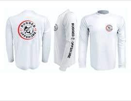 #134 for Design a signature Fishing shirt form logo af Starship21