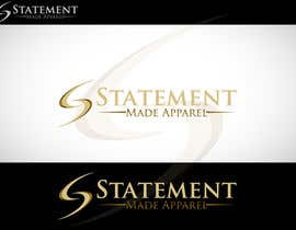 #35 para Icon or Button Design for Statement Made Apparel por logoustaad
