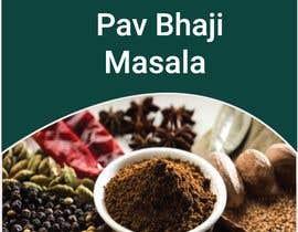 Nro 9 kilpailuun make a label for different packed spices käyttäjältä leaulhamd