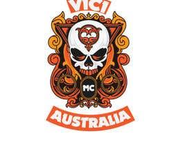 Nro 30 kilpailuun Logo designed for motorcycle club käyttäjältä layesmahfuj