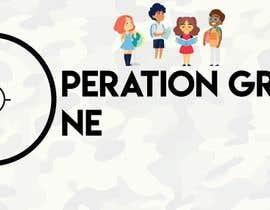 """Nro 7 kilpailuun Build me a logo - """"Operation Grade One"""" käyttäjältä kzayn484"""