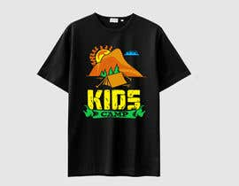 #35 для Logo for Kids Camp T-shirt от feramahateasril