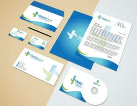 Nro 130 kilpailuun Business Cards, Email Signature , Social Media, Letter Head, Envelops, Files  and document folders käyttäjältä khadijakhatun233