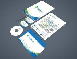Nro 141 kilpailuun Business Cards, Email Signature , Social Media, Letter Head, Envelops, Files  and document folders käyttäjältä khadijakhatun233