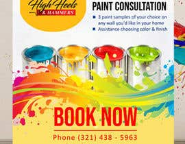 #26 cho Painters Bussiness Flyers bởi Win112370