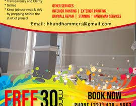 #30 cho Painters Bussiness Flyers bởi Win112370
