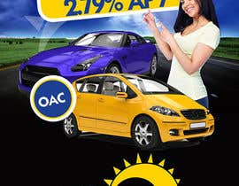 #24 untuk Flyer Design for Auto Loan Ad oleh creationz2011