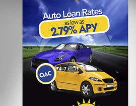 #26 for Flyer Design for Auto Loan Ad by creationz2011