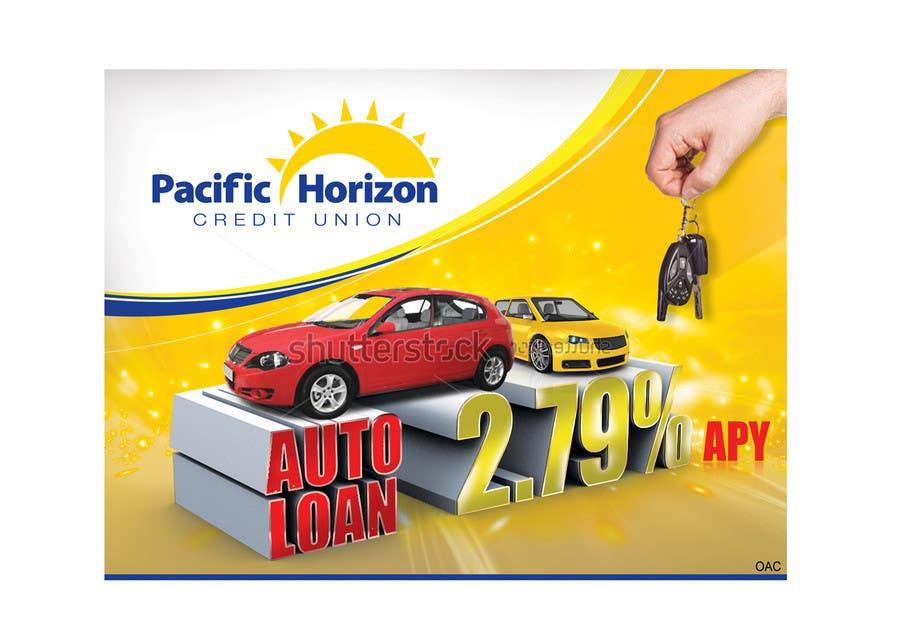 Bài tham dự cuộc thi #10 cho Flyer Design for Auto Loan Ad
