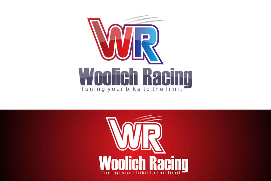Contest Entry #158 for Logo Design for Woolich Racing