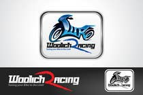 Logo Design for Woolich Racing için Graphic Design156 No.lu Yarışma Girdisi