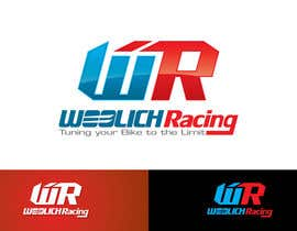 #116 para Logo Design for Woolich Racing por taks0not