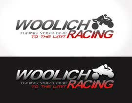 #79 cho Logo Design for Woolich Racing bởi lifeillustrated