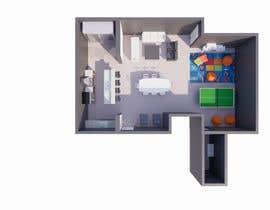 #27 cho Design the ideal basement! bởi NafaaBA