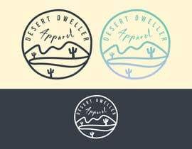 paulinakucharska tarafından Desert Dweller Logo için no 339