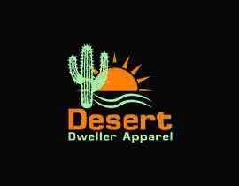dheart043 tarafından Desert Dweller Logo için no 347