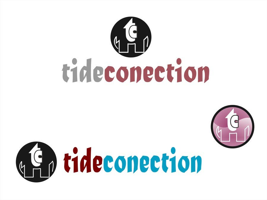 Konkurrenceindlæg #39 for Logo Design for Tide Connection (tideconection.com)