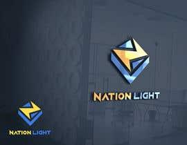 #81 for NATION LIGHT af udzi