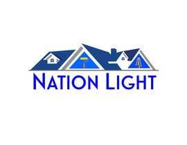 #86 for NATION LIGHT af Patrickashraf