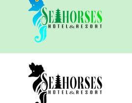 nº 17 pour Buatkan Logo Hotel Resort par rendyorlandostd