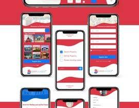 #15 cho UI / UX design for an app bởi uzmaq74