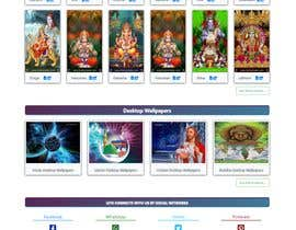 #20 для Require a fantastic design for spiritual wallpapers website от jonisutradhor