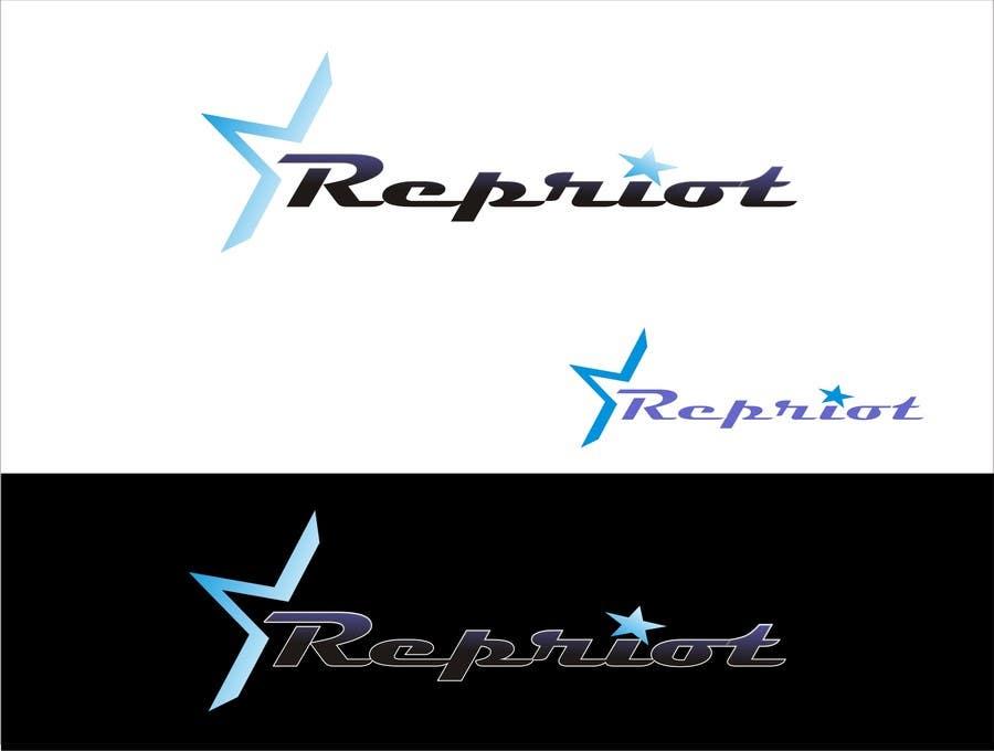 Kilpailutyö #13 kilpailussa Repriot.com Logo Contest