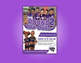 #42 untuk Create a cheerleading flyer oleh nurmohammad9211
