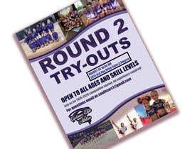 #72 untuk Create a cheerleading flyer oleh saachy44