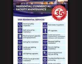 nº 25 pour Build a Residential Electrical Flyer par ssandaruwan84
