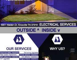 nº 1 pour Build a Residential Electrical Flyer par fhoshika
