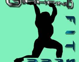 #60 untuk Create a fitness brand logo oleh TMTanedo