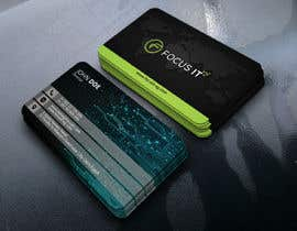 nº 137 pour design business card for IT company par designerfaysal